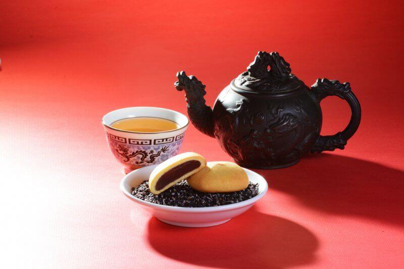 曾記麻糬紫米麻糬餅,花蓮特產,甜點,下午茶,小點心,花蓮麻糬,black-rice-mochi-cake,tzen,hualien