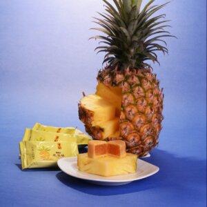 曾記麻糬金饌鳳梨酥禮盒,花蓮特產,甜點,下午茶,小點心,pineapple-cake-gift,tzen,hualien