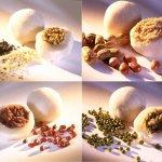 曾記麻糬四寶玉麻糬盒裝,花蓮特產,甜點,下午茶,小點心,花蓮麻糬,four-flavors-traditional-mochi-box,tzen,hualien