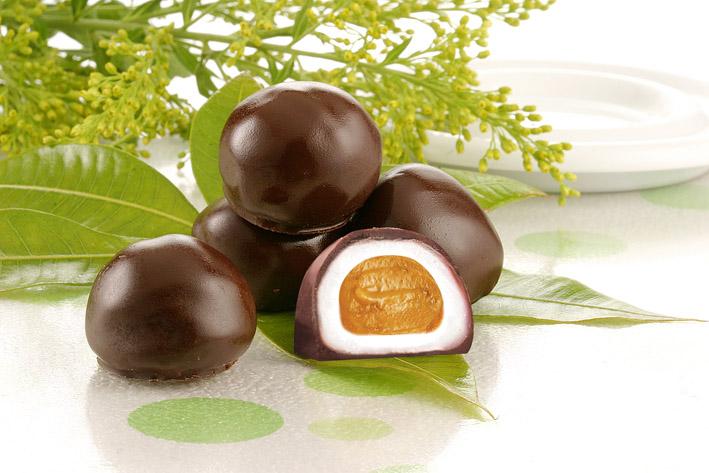 曾記麻糬台灣花生巧克力,花蓮特產,甜點,下午茶,小點心,花蓮麻糬,Taiwan-peanut-chocolate-mochi,tzen,hualien