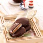 曾記麻糬巧克力花生Q餅禮盒,花蓮特產,甜點,下午茶,小點心,花蓮麻糬,chocolate-peanut-mochi-cake,tzen,hualien