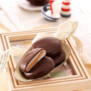 chocolate-peanut-mochi-cake