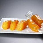曾記麻糬原味蜜番薯,花蓮特產,甜點,下午茶,小點心,sugar-sweet-potato,tzen,hualien