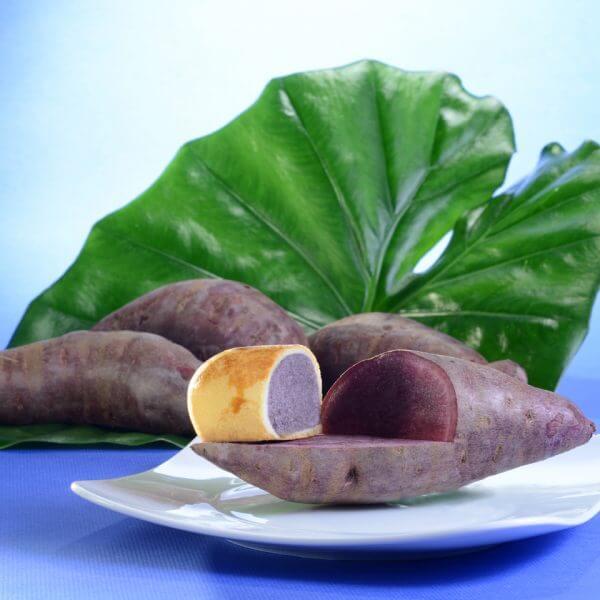 曾記麻糬芋心番薯,花蓮特產,甜點,下午茶,小點心,taro-sweetpotato,tzen,hualien