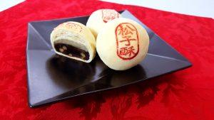 jujube_pine-nuts_mooncake-gift.tzen-花蓮特產曾記麻糬棗泥松子酥禮盒(原味麻糬)
