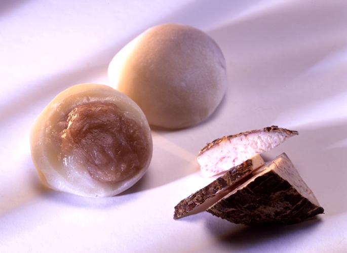 曾記麻糬芋頭玉麻糬,花蓮特產,甜點,下午茶,小點心,花蓮麻糬,taro-traditional-mochi,tzen,hualien