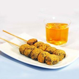 曾記寒天黑糖小丸子,花蓮特產,甜點,下午茶,小點心,花蓮麻糬,agar-black-sugar,tzen,hualien