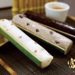 曾記富竹糕,花蓮特產,甜點,下午茶,小點心,花蓮麻糬,tzen,bamboo shoot mochi,mochi,gifts,hualien