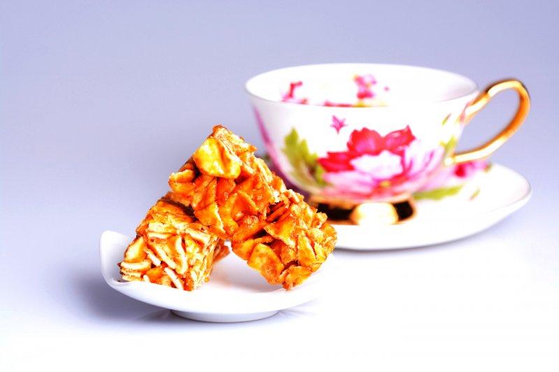 曾記麻糬黑糖沙琪瑪,甜點,下午茶,小點心,花蓮特產,black-sugar-sachima,tzen,hualien
