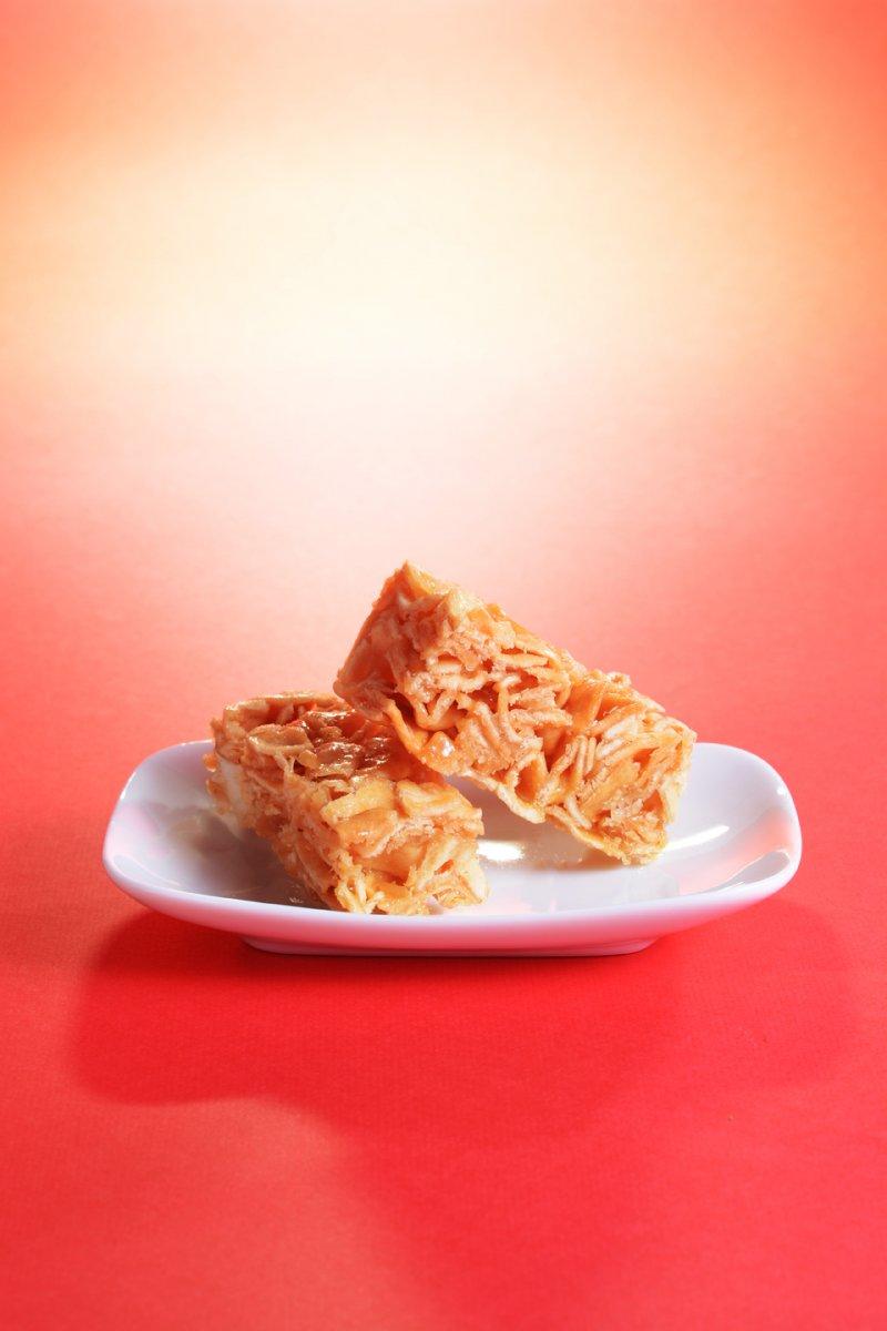 曾記麻糬原味沙琪瑪,花蓮特產,甜點,下午茶,小點心,classic-sachima,tzen,hualien