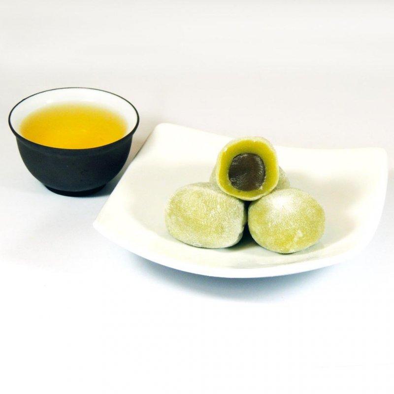 曾記綠茶小麻糬,花蓮特產,甜點,下午茶,小點心,花蓮麻糬,green-tea-small-mochi,tzen,hualien