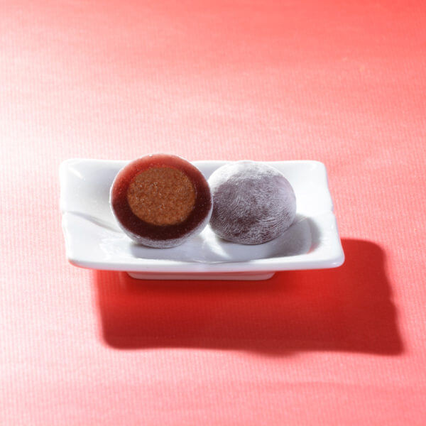曾記麻糬雙味小麻糬,花蓮特產,甜點,下午茶,小點心,花蓮麻糬,two-flavors-black-rice-mochi,tzen,hualien